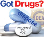 Disposedrugs